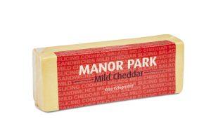 Manor Park Mild Cheddar 5kg