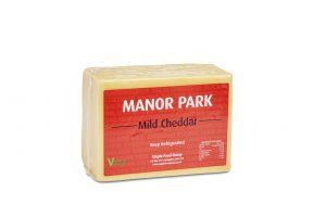 Manor Park Mild Cheddar 2.5kg