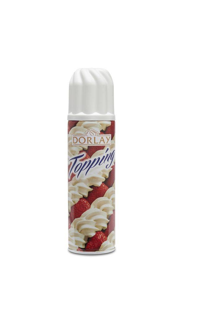 Dorlay Topping Cream