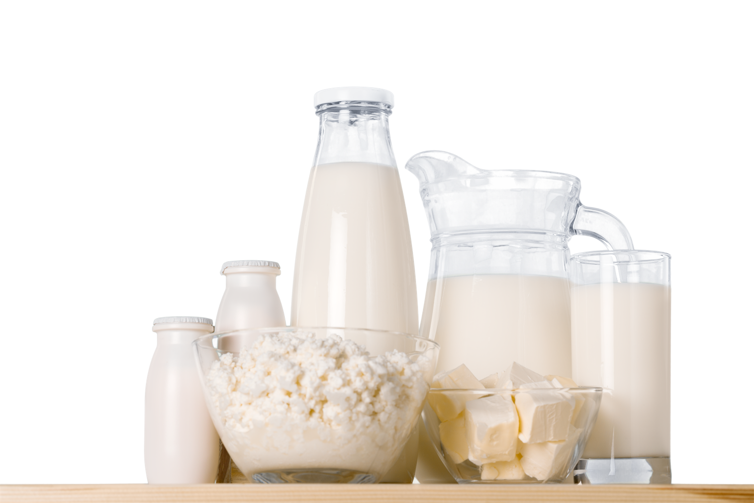 Milk Products Photo